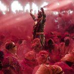 Holi festival @Ayanava Sil